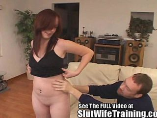 Curvy Sharons hubby likes sloppy seconds