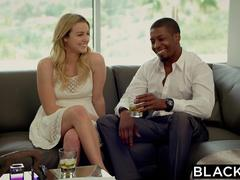BLACKED Sexy Student Marley Matthews And Black Producer