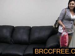 Backroom Casting Couch Leslie