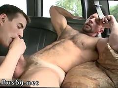 Italian gay fuck cumshot movie The Big Guy On BaitBus