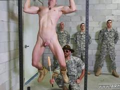 Army group wank movies and people in the army having gay sex movies Good Anal Training