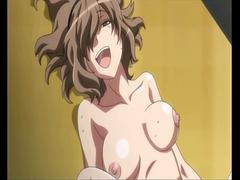 Hottest Cute Anime Daughter Threesome Sex Scene Cartoon XXX