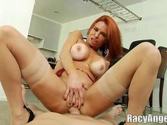 Hot POV From Ass to Mouth with Big Boobed MILF Veronica Avluv, Manuel Ferrara, Mark Wood