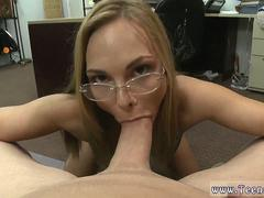 Wife blowjob and swallow