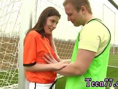 Black teen hairy anal Dutch football player humped by photographer