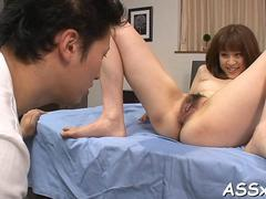 asian blowbang with hot anal segment