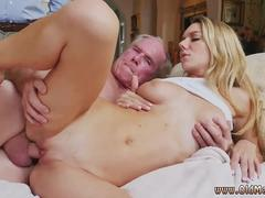 Old guy young girl shower and men fuck her Molly Earns Her Keep