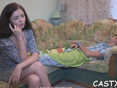 smashed by interviewers dick teen clip 2