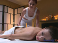 Massage Rooms Young horny lesbian Ukrainian comes hard from Asian fingers