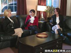 Brazzers - Hot And Mean -  Dont Look A Gift Whore in the Mouth scene