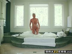 Brazzers - Dirty Masseur -  Another Marriage Down The Drain scene starring Katy Jayne and Logan Long