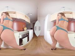 VIRTUAL TABOO - Cooking Makes Her Horny