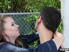 TeenPies - Hot Teen Creampied By Accident