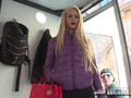Amazing Katie Montana gets Paid for an Erotic Photoshoot in Public