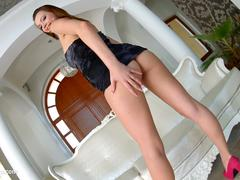 Emily Thorne ass widespread and deep banged on Ass Traffic