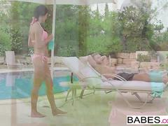 Babes - Elegant Anal - Czech Mates starring Jason and Lexi Dona clip