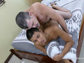 Daddy Barebacks Asian Twink Josh