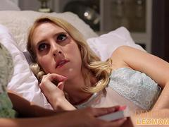 Mommy tell no more fairy tales - Cadence Lux and Sarah Vandella