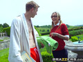 Brazzers - Brazzers Exxtra - Chantelle Fox and Danny D - The Wet Look