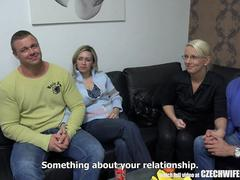 Nympho Blonde Wife Cheating her Husband