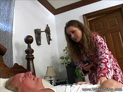 Latina Daughter Takes BBC