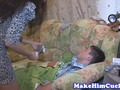 gorgeous gf cuckolds her cheating bf film