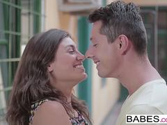 Babes - Step Mom Lessons - Silvia Lauren and Nick Gill and Julia Roca - Hot Property
