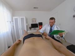 Gay VR PORN - Fucking at Doctor Mecums office
