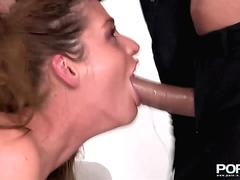 Slut Gets Double Fisted