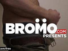 Bromo - Brad Powers with Jay Austin at Open Door Open Ass Scene 1 - Trailer preview