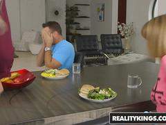 RealityKings - Sneaky Sex - Chad White Dillion Harper - Show Me Yours