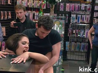 hot pretty girl busted bdsm clip 3
