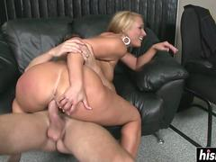 Mellanie Monroe gets a big hard shaft