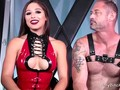 Abella Danger pegging and face sitting
