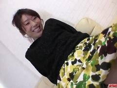Rough sex in crazy modes with slim Mizuki Tsukamoto - More at Japanesemamas.com