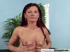 Ugly mature Doreen
