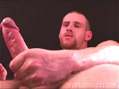 Mature Amateur Gary Jacks Off