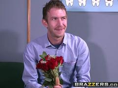 Brazzers - Doctor Adventures - Monique Alexander Danny D - Sexy Dentist Knows The Drill