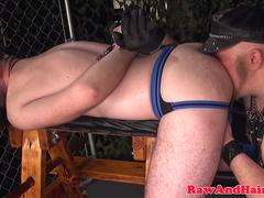 Submitted young cub bonded and throated