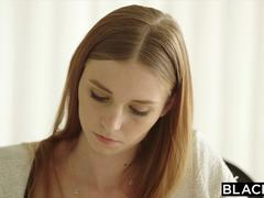 BLACKED Intern Gets Dominated By Mandingos BBC