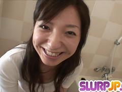 Airi in a kinky POV hardcore fucking action - More at Slurpjp.com