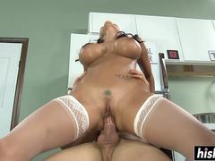 Ava Addams is a MILF doctor