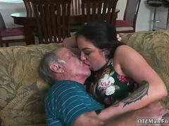 Teen daddy issues and old teacher woman hd Frannkies a rapid learner