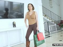 Pervmom - Horny Stepmom Wants To Fuck Again