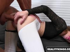 RealityKings - Milf Hunter - Chad White Jordyn Eve - Cock Gulp