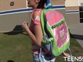 teen latina bitch gets a ride video clip 1