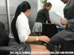 do you have a secretary like this? segment clip 1
