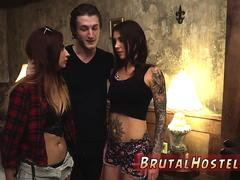 Chastity cage bdsm Excited youthful tourists Felicity Feline and Jade Jantzen are finally