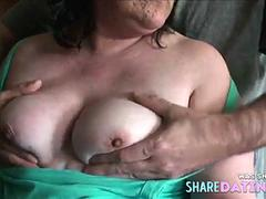 groping her tits 2 amateur