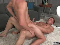 big dick gay anal sex and cumshot feature film 2